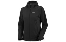 Columbia Women's Sweet As Softshell black
